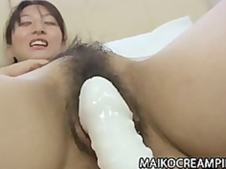 miki sugimoto - a kinky japanese wife begging for