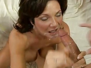 lustful milf deauxma receives a recent load of