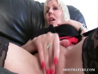 lesbo aged couple teasing sexy cum-hole