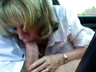 british wife gives blow job in her ten minute
