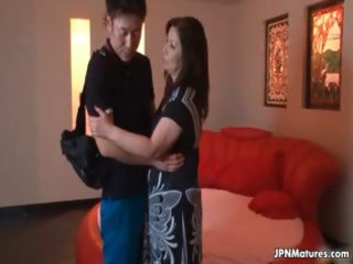 hot and slutty japanese older mommy part0