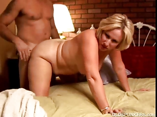 perverted older sweetheart molly gives a sloppy