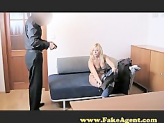 fakeagent clueless mother i does anal