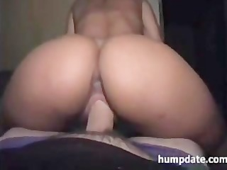 bootylicious babe gets her arse drilled hard
