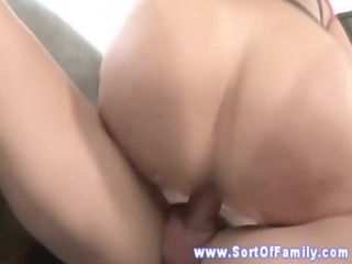 concupiscent milf enjoys daughters boyfriend dick