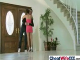 breasty adultery wife acquire gangbanged hard