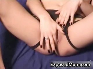 perverted twat fucked by a sextoy