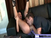 mamma with large bumpers acquire hard sex movie-41