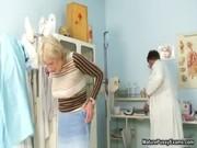 mature grandma receives her tight