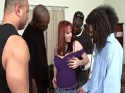 interracial sexy redhead d like to fuck