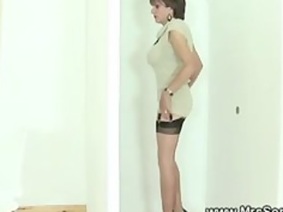 cuckold watches wife engulf gloryhole cock in