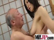 breasty asians milfs receives banged indeed hard