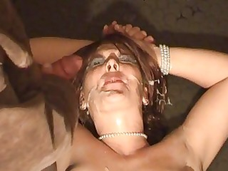 dilettante wife bizarre bukkake fetish