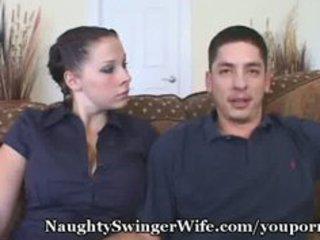 gianna michaels is a swinging hawt wife
