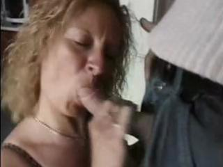 wicked mature golden-haired housewife gets