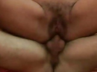 curly bush mature russian milf and lad
