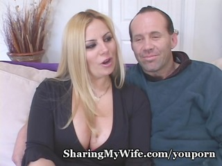 plump wifey fulfills fantasy of dark pounder