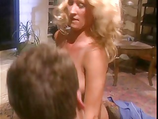 golden-haired with biggest breasts is drilled