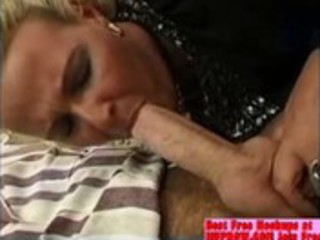 breasty golden-haired mother i team fuck