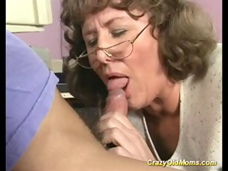 insane old mama acquires unfathomable slit fuck