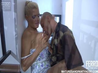 russian aged cum in mouth