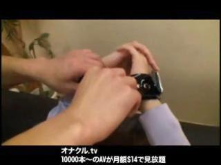 japanese wife in a sadomasochism video acquires