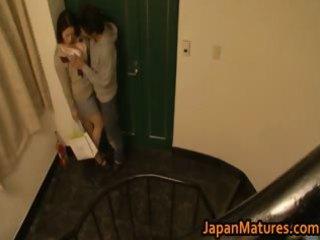 ayane asakura mature oriental model has sex