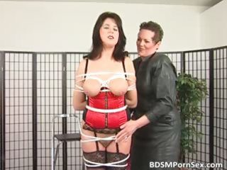 bondage game where dark brown breasty mother i