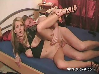 pierced mother i pleasring hubby