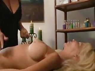 mother i and aged lesbo massage