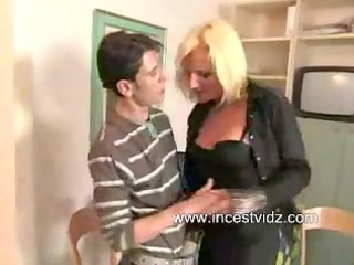 his stepmom fucks like a lascivious slut