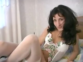 sexy mother id like to fuck in white lingerie