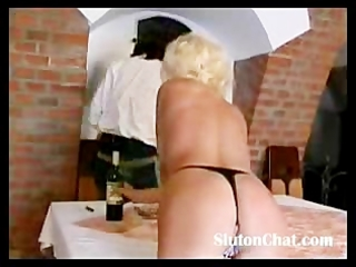 crazy old mommy hard fuck sex and large blowjob