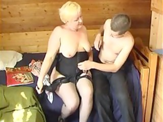 double penetration with a sex-toy