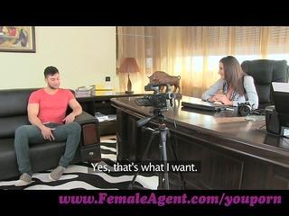 femaleagent. massive cumshot across marvelous