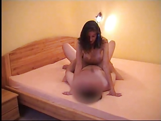 cheating wife with paramour in hotel