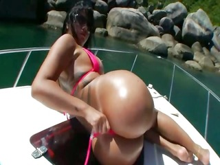 unfathomable anal outdoor deepfucking with doxy