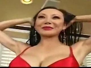 wicked oriental aged woman
