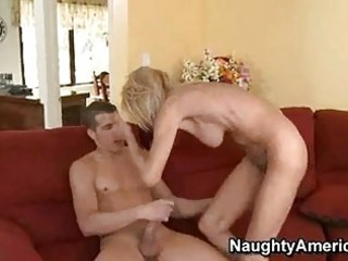 concupiscent momma erica lauren getting drilled