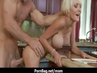massive love muffins milf acquire screwed by