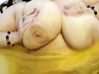 ssbbw anika q-cup - heavy on back jiggles