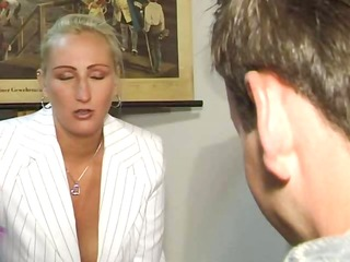 german teacher fuck with a juvenile guy
