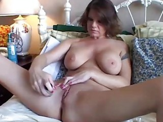 big tits d like to fuck shaves her sexy fur pie