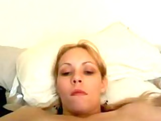 concupiscent golden-haired mother i pancake tits