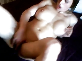 hard body wife receives fisted