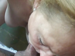 homemade mature oral stimulation