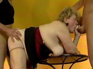 fat old grandma acquires drilled by lucky part8