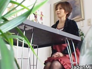oriental milf has massage and fucking part6